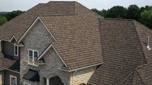 multiple angle roofing