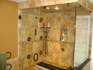 remodel bathroom shower