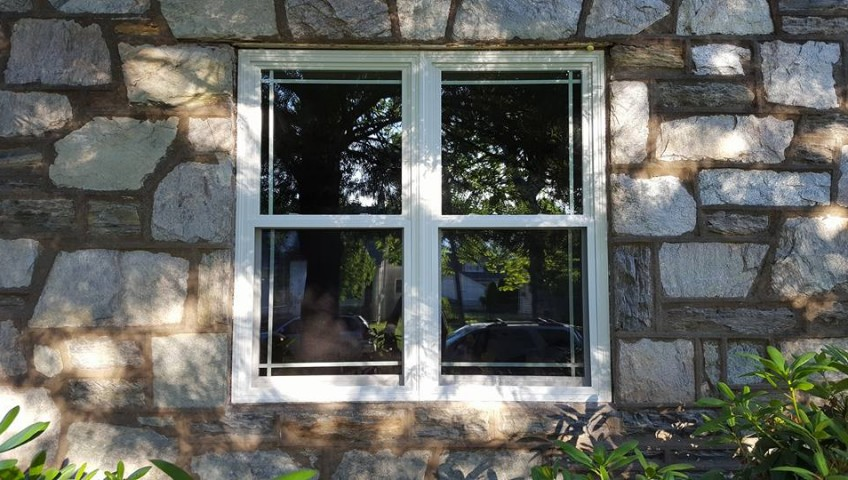 Closeup Replacement Windows Willow Grove